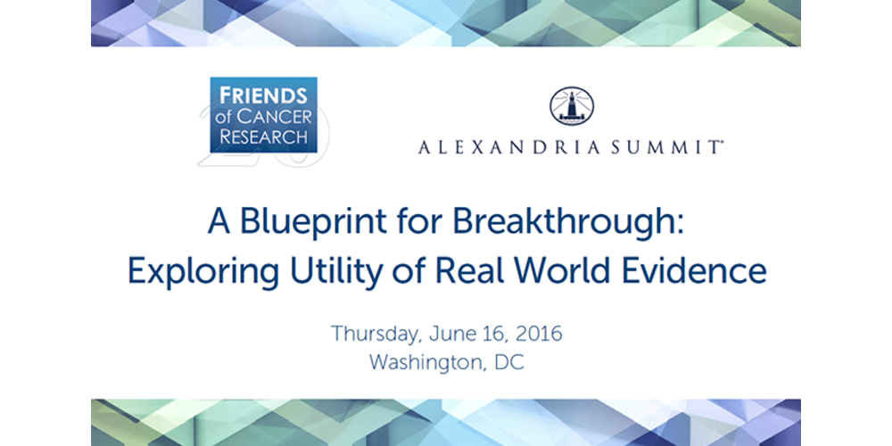 Why real world evidence matters a conversation with dr maria a note from joel s marcus co founder alexandria summit chairman chief executive officer co founder alexandria real estate equities incalexandria malvernweather Gallery