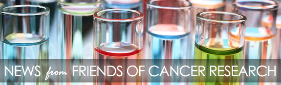 Friends of Cancer Research Newsletter